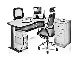 The Office Furniture Singapore – Office Desks