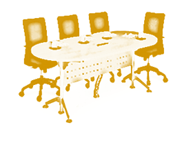 The Office Furniture Singapore – Conference Table