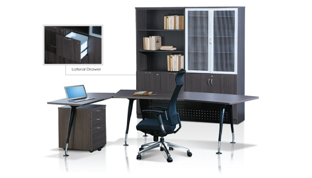 office furniture singapore Hanako Series workstation desk