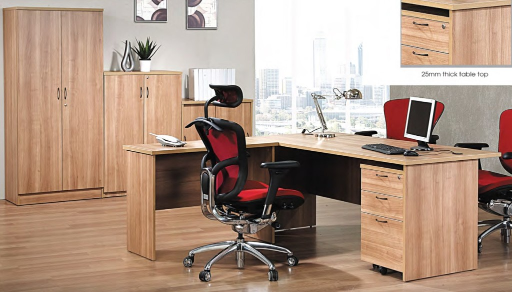 office furniture singapore office desk Deluxe Series office panel