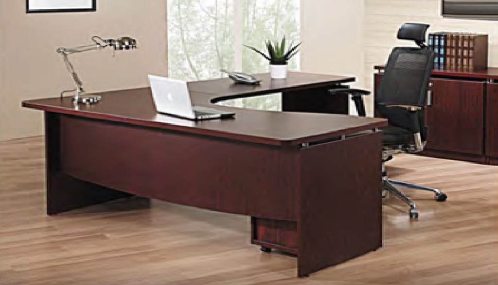 office furniture singapore office desk Elegance L Series 1 office partitions