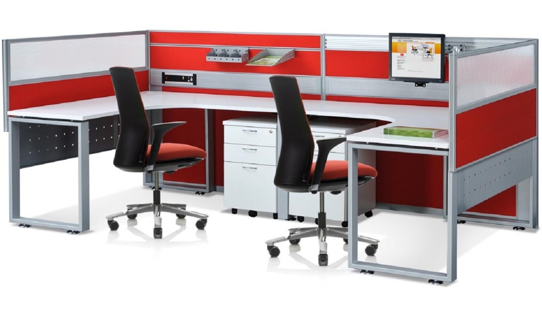 office furniture singapore office partition 28mm Office Cubicle 24 economic office furniture