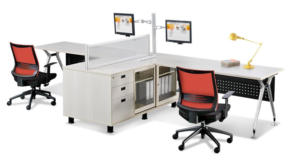 office furniture singapore office partition 28mm Office Cubicle 11 portable partition