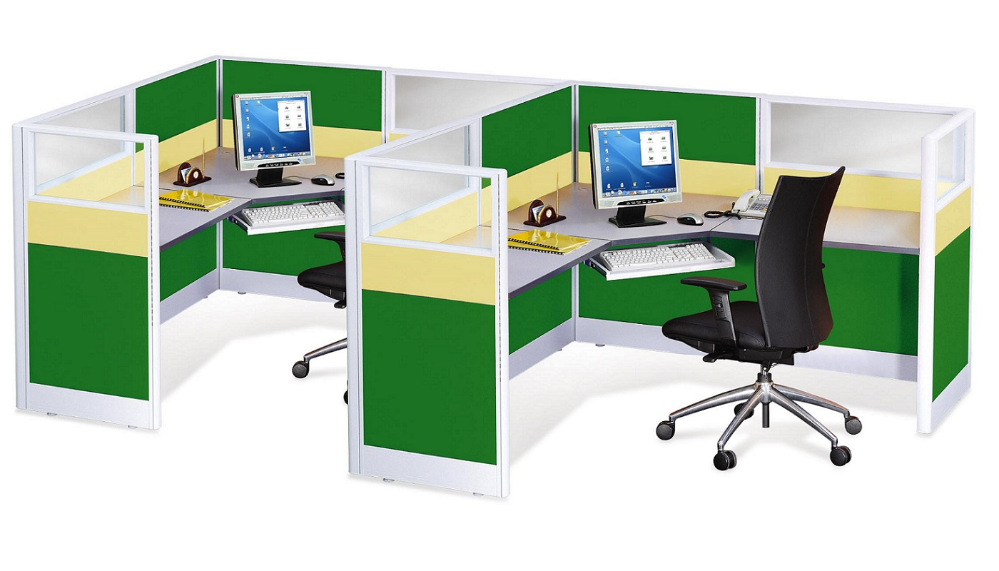 office-furniture-singapore-office-partition-28mm-Office-Cubicle-37 office table design