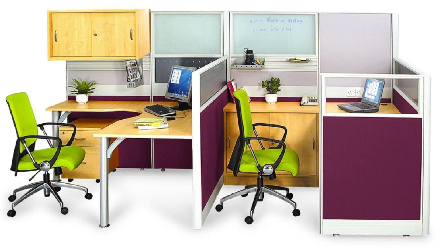 office furniture singapore office partition 28mm Office Cubicle 38 wholesale office furniture