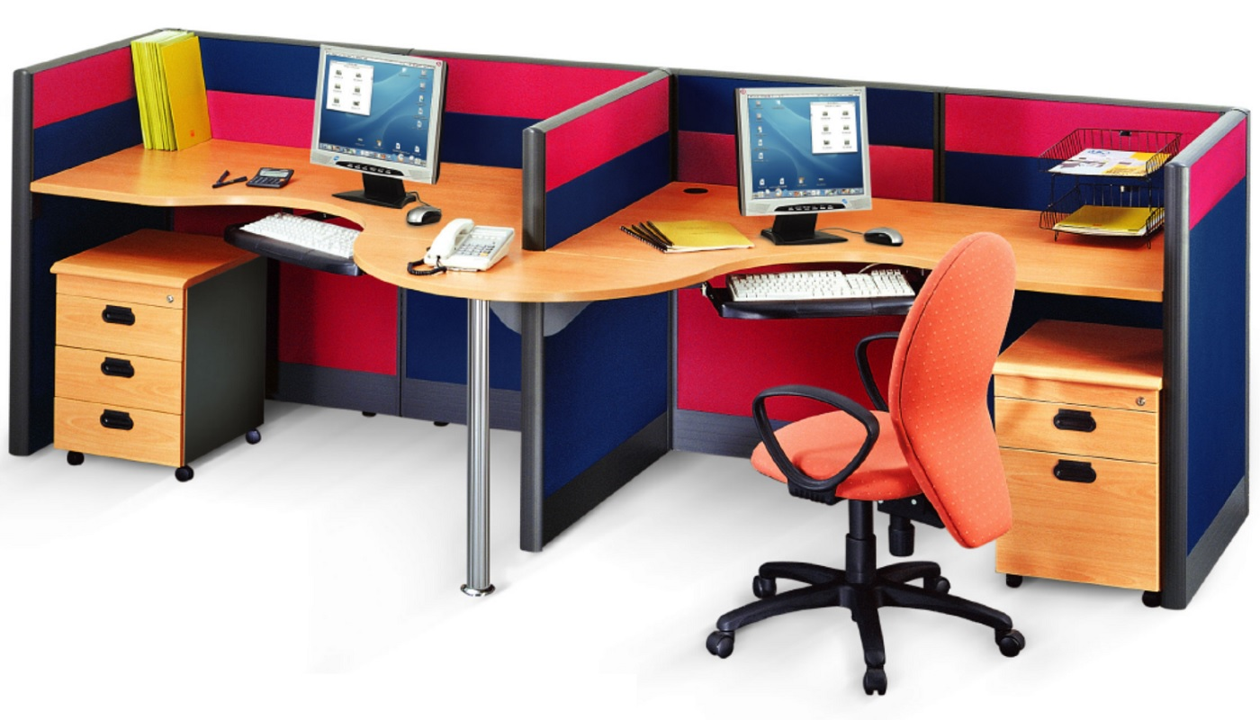 office furniture singapore office partition 28mm Office Cubicle 40 (3) designer office furniture
