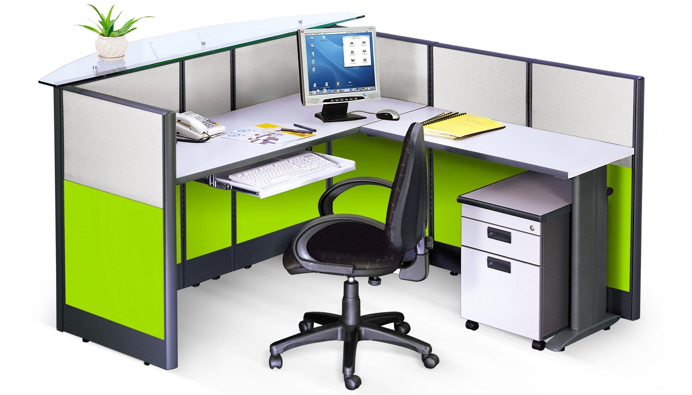 office-furniture-singapore-office-partition-28mm-Office-Cubicle-40 office furniture store