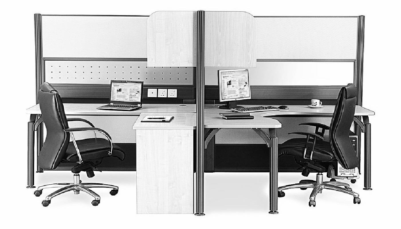 office furniture singapore office partition 28mm Office Cubicle 43 (2) office furniture manufacturer