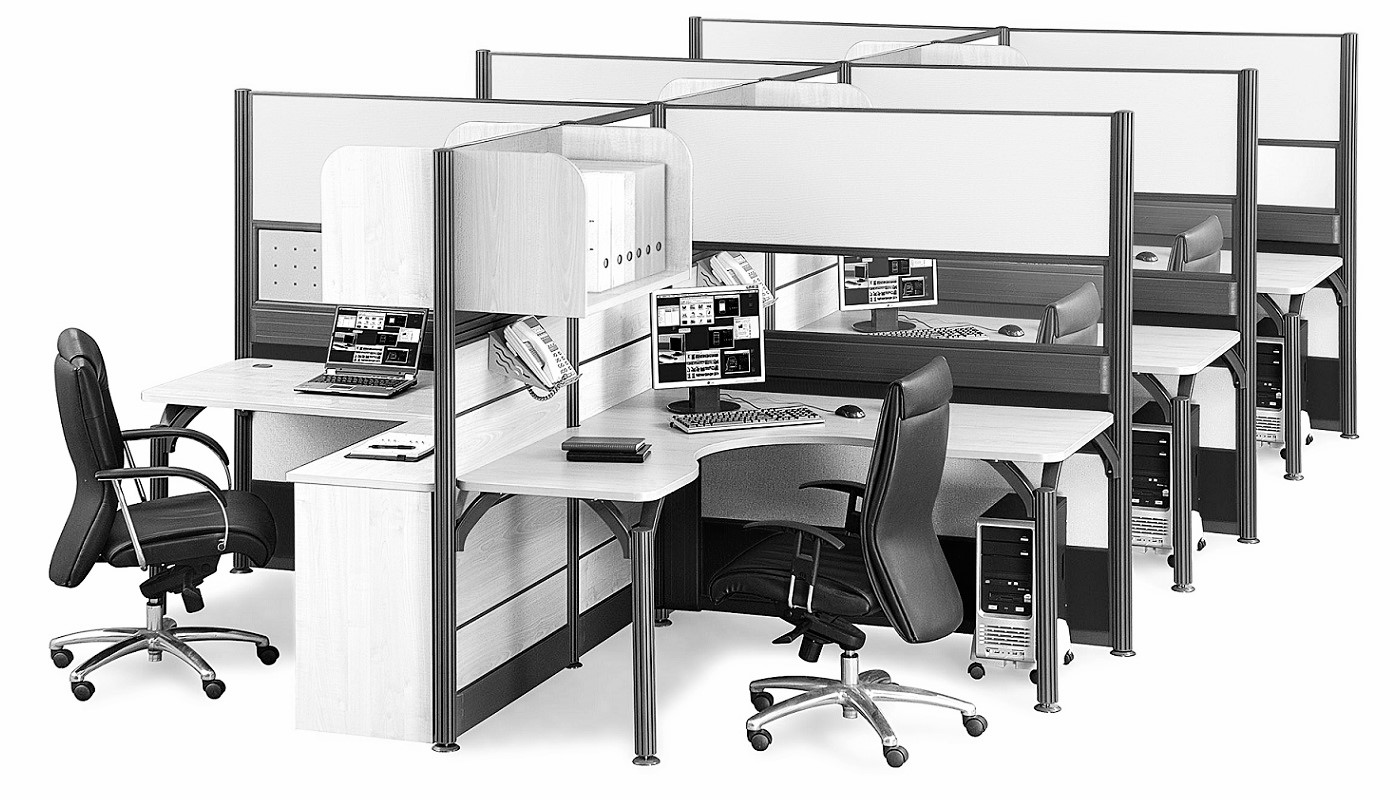 office furniture singapore office partition 28mm Office Cubicle 46 (2) online office furniture stores