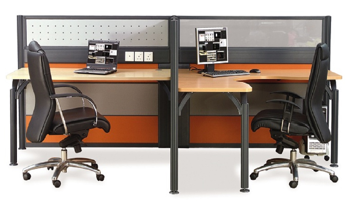 office furniture singapore office partition 28mm Office Cubicle 47 office desk