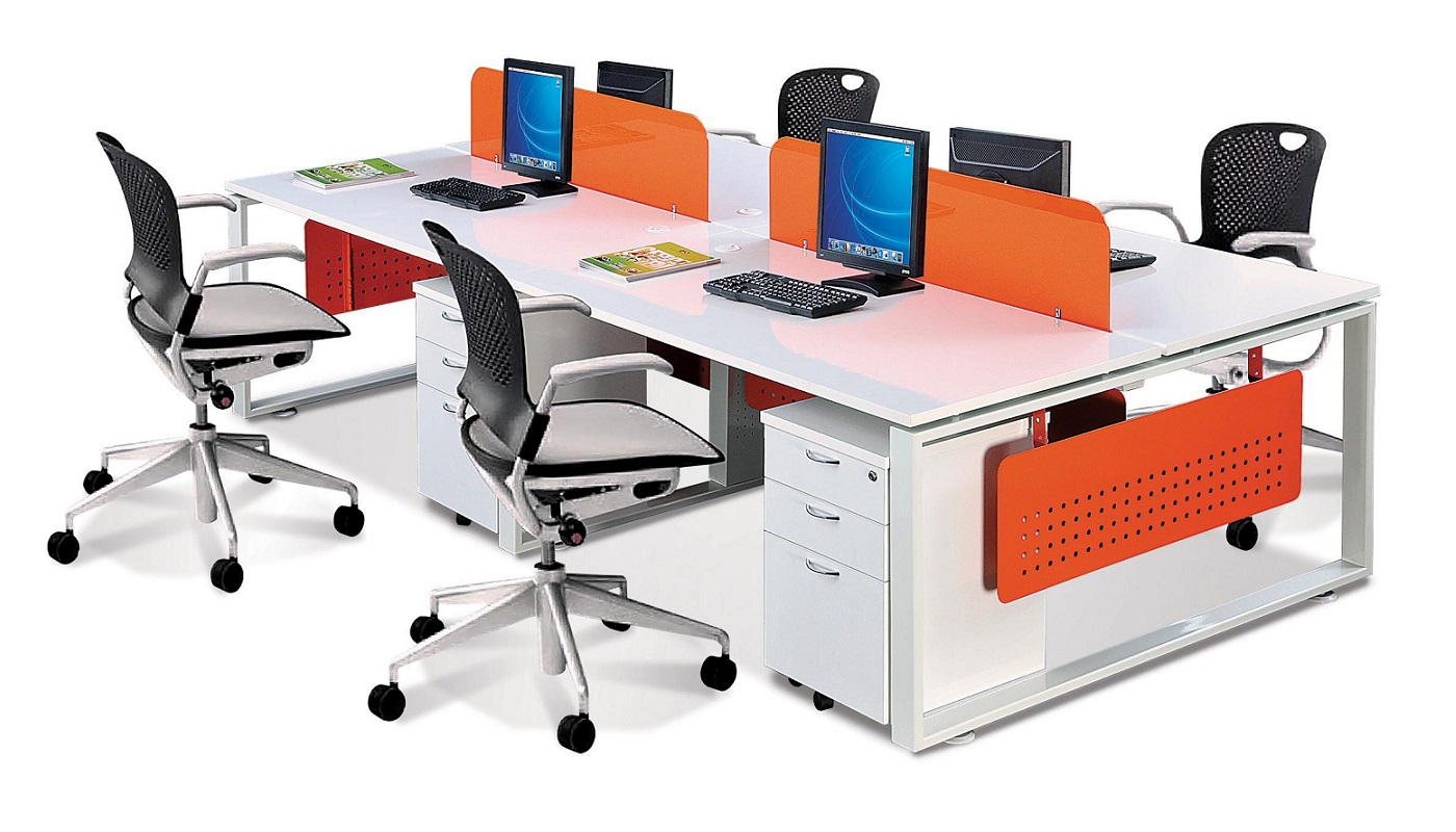 office furniture singapore office partition 28mm Office Cubicle 5 ergonomic desk