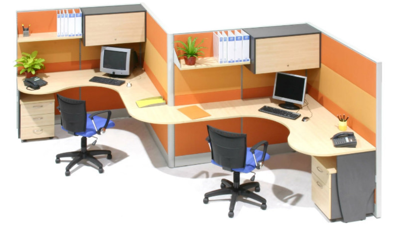 office furniture singapore office partition 28mm Office Cubicle 53 movable partition