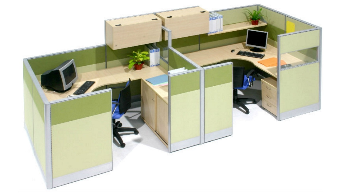 office furniture singapore office partition 28mm Office Cubicle 56 work table