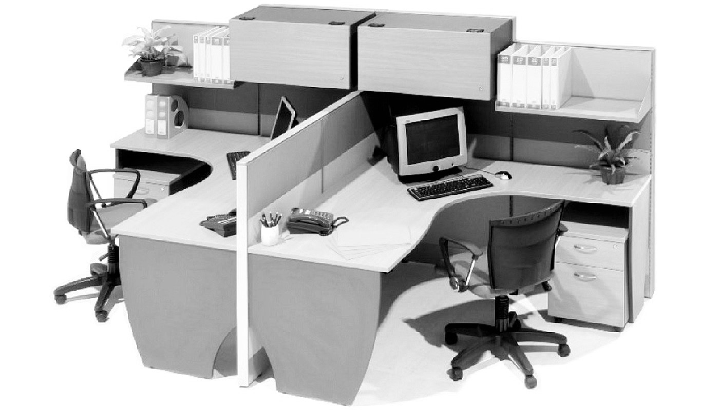 office furniture singapore office partition 28mm Office Cubicle 57 (2) office furnitures singapore